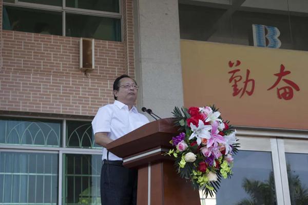 燃!惠州经济职业技术学院2020级新生军训会操震撼登场!