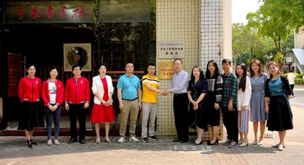 深化校企合作,实现互惠共赢――我校与深圳宋福教育投资有限公司举行签约仪式