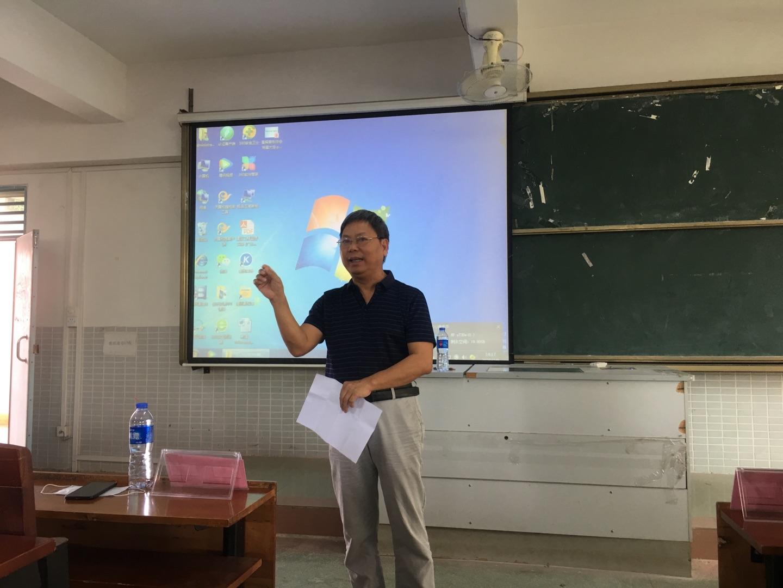 学校校长肖建彬、党委书记傅道忠出席财经学院副院长聘任仪式