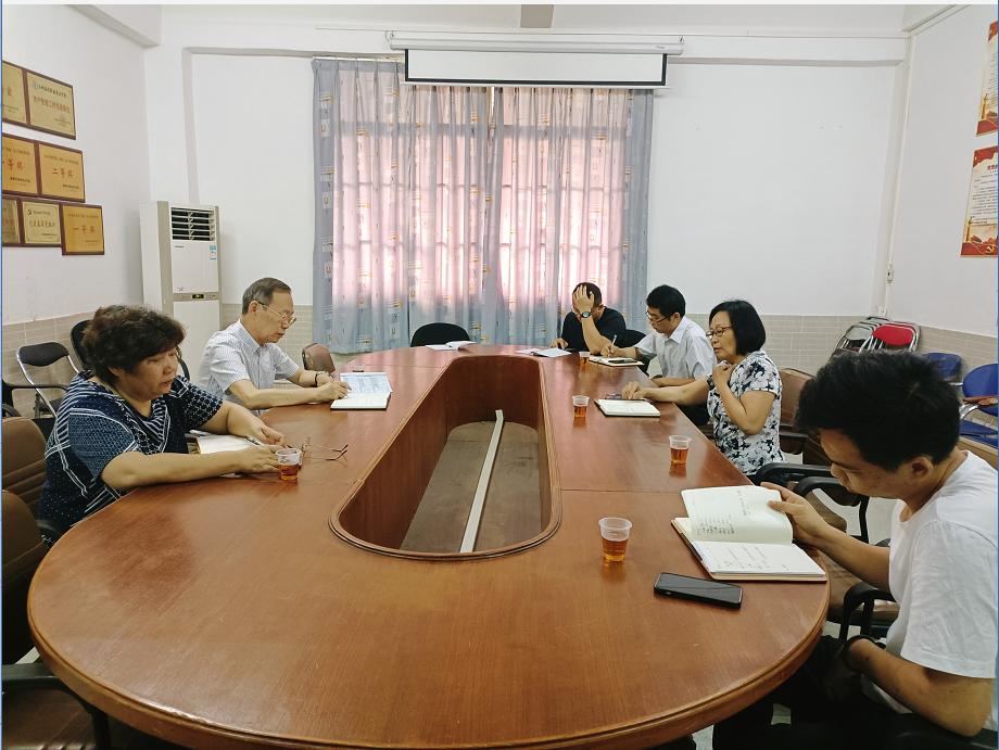 杨海涛校长莅临智能制造学院进行调研