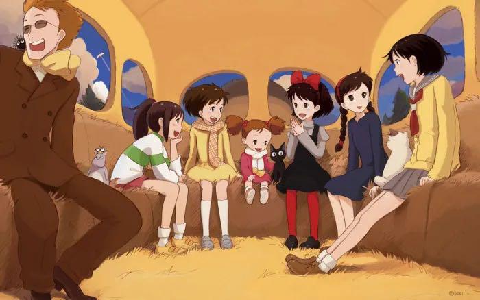 """教育与应用外语学院成功举办《宫崎骏动漫作品中的""""母性""""研究》线上专题讲座"""
